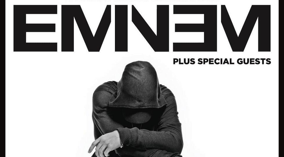 Eminem the First Rapper to Headline Wembley Stadium