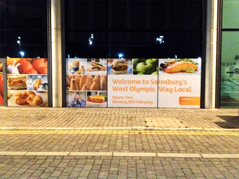 Sainsbury's Local To Open in Wembley Park