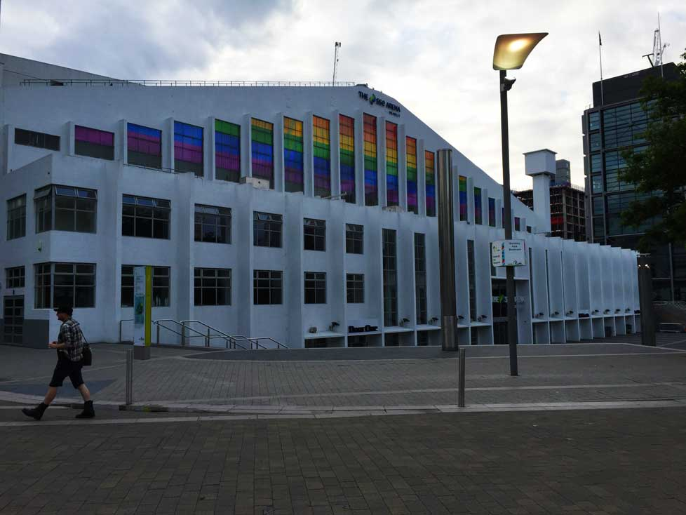 SSE Arena shows solidarity for Orlando victims