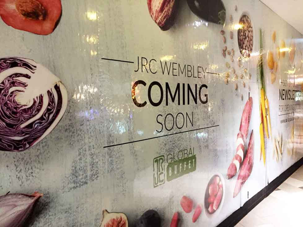 Jimmy's Wembley re-opens as JRC Global Buffet