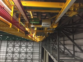 Under-hung Bridge Crane