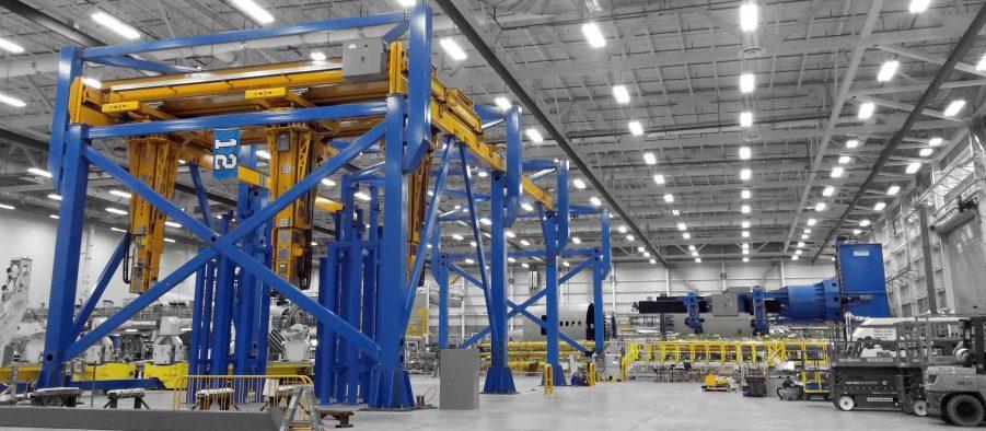Aerospace Material Handling Equipment