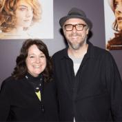 Stephen Adams and Nancy Meyer