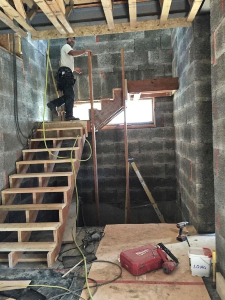 StairsHalfway