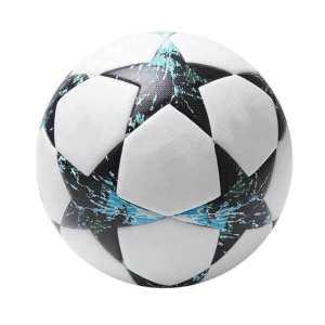 De officiële wedstrijd voetbal