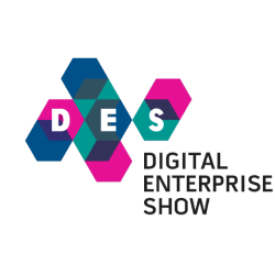 DES Digital Enterprise Show logo