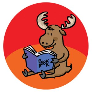 Book Nook Moose