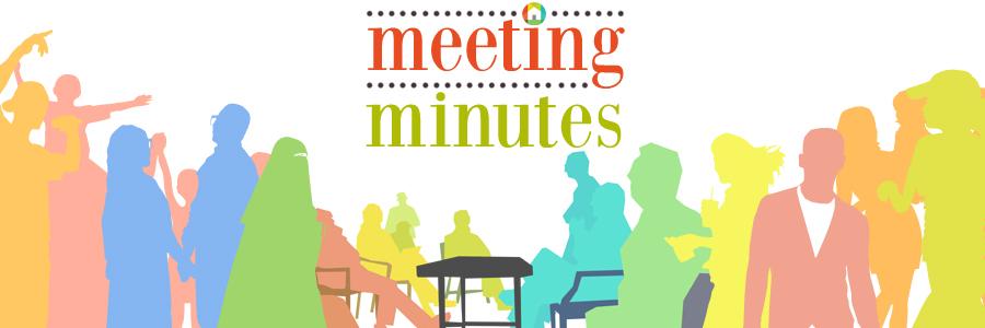 Meeting Minutes – Jan. 10, 2018