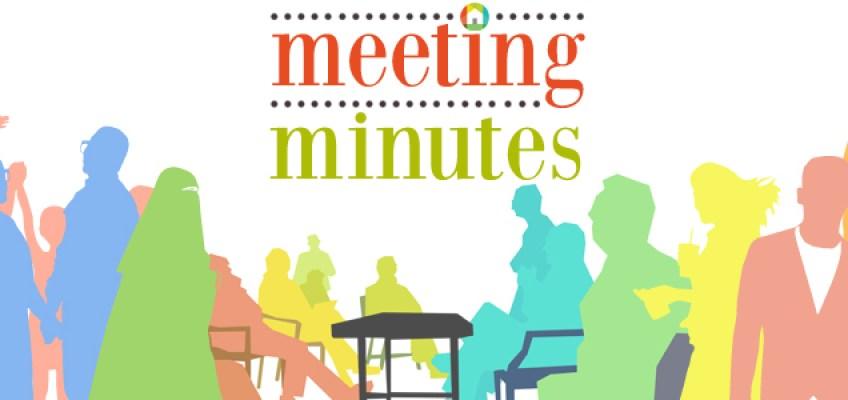 Meeting Minutes Jun 14 2017 WENA – Meeting Minutes