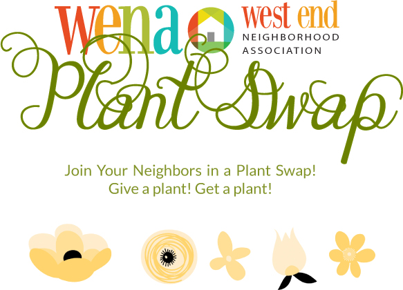 Neighborhood Plant Swap – June 8 @ 4PM