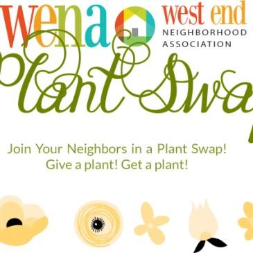 Neighborhood Plant Swap – June 8 @ 4PM