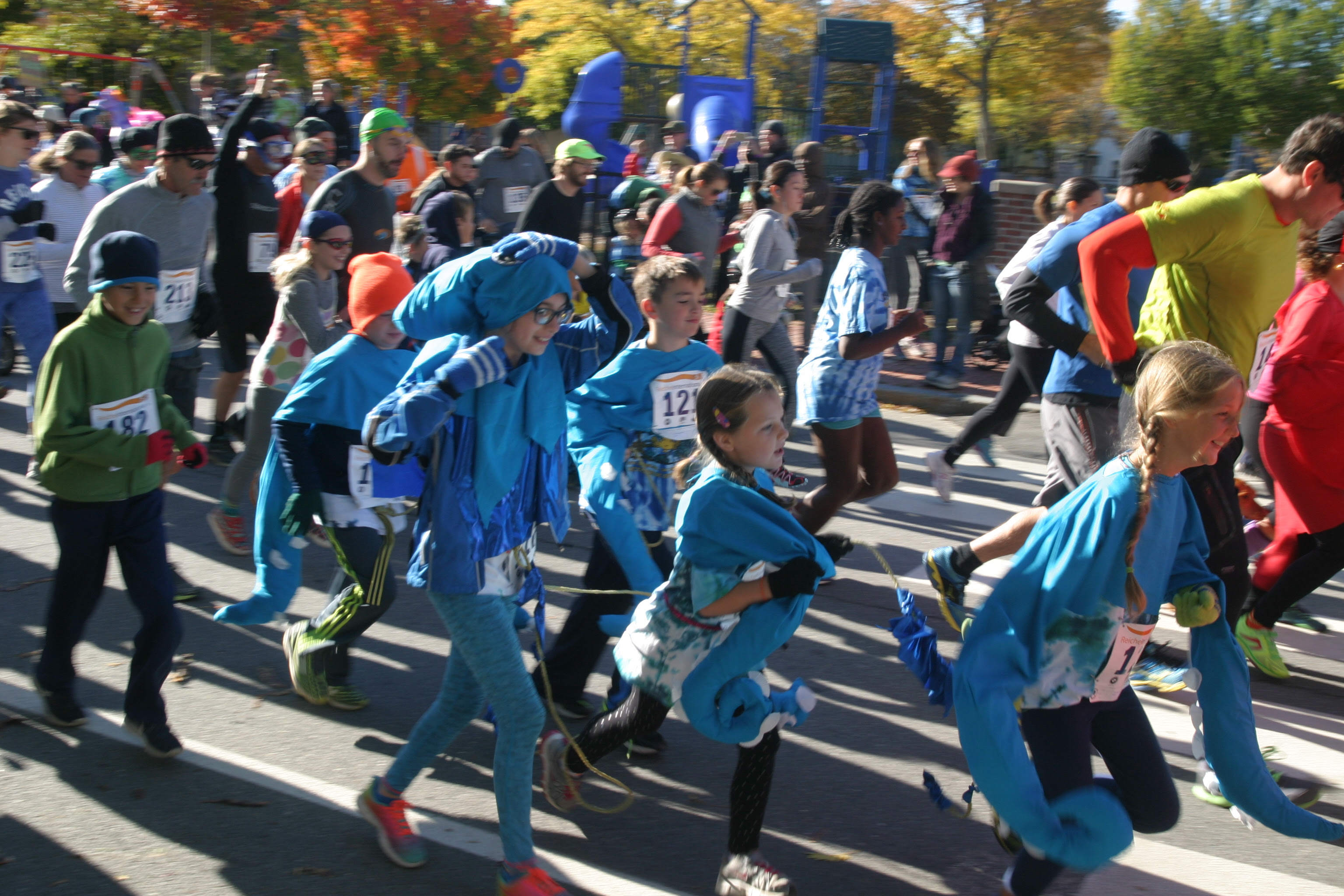 Reiche 5K – Save the Date – Oct 16