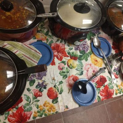 March 2017 - Bread and Soup WENA Meeting
