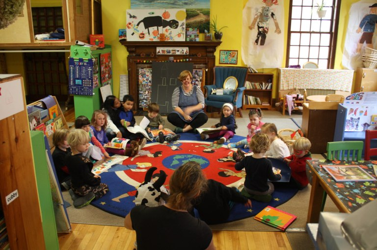 Open House: The Children's Nursery School