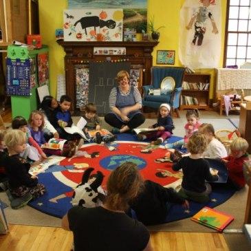 Open House: The Children's Nursery School