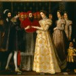Catherine de Medici & Henry II