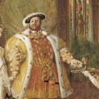 Henry VIII and Anne Boelyn