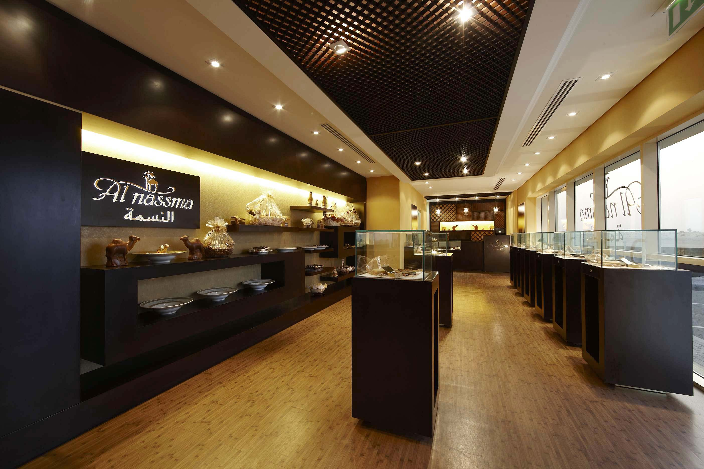 Al Nassma Shop, Dubai UAE