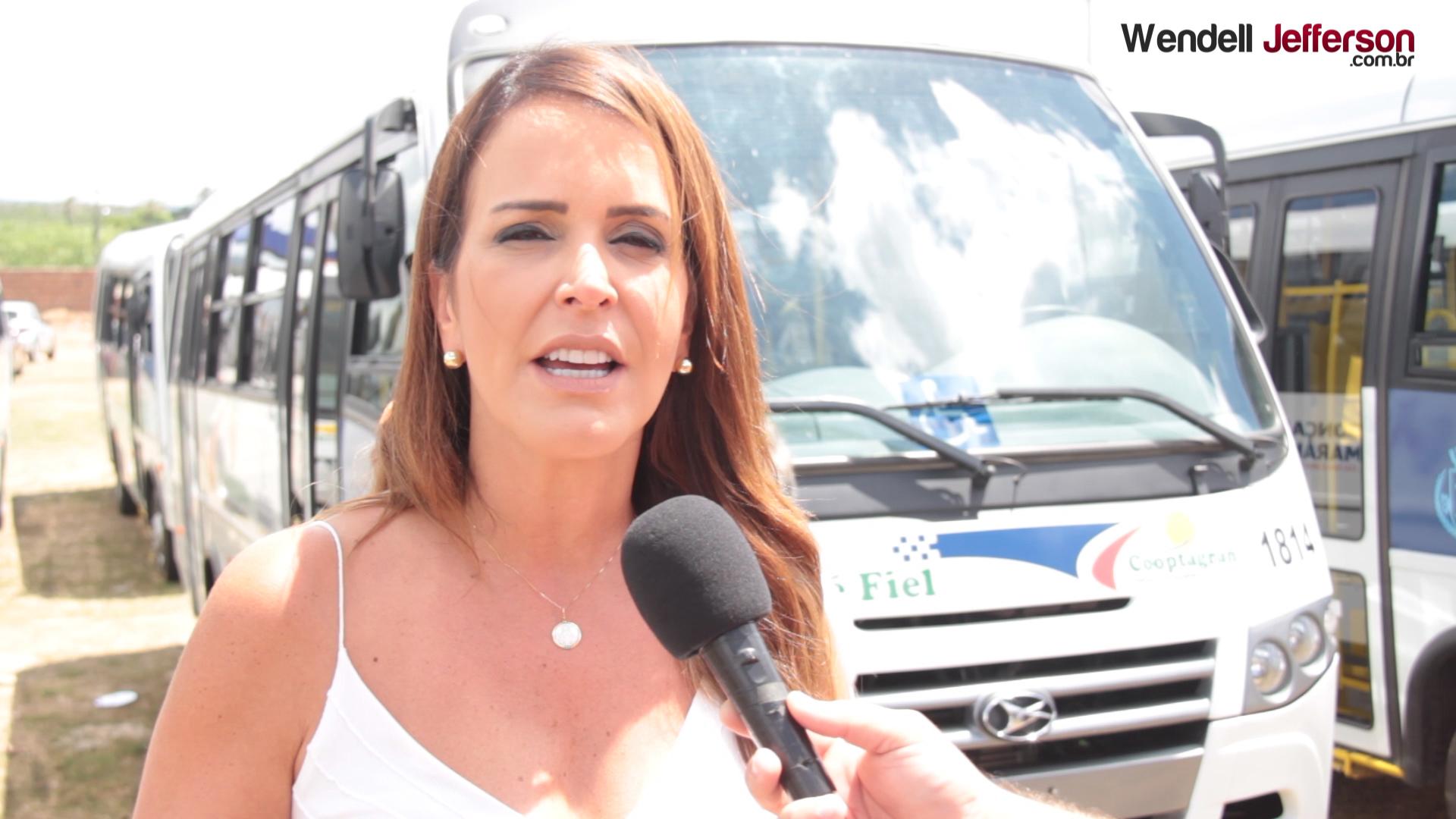 Secretária Julianne Faria anuncia Restaurante Popular e Central do Cidadão para São Gonçalo