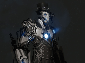 steampunk-ironman