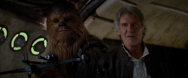A few of my thoughts on Star Wars: The Force Awakens
