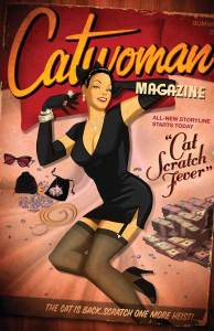 Catwoman ... yes.