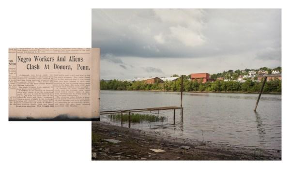 Donora, PA. Oct 9, 1919. Bridgeport Times and Evening Farmer, Bridgeport, CT. Oct 9, 1919.