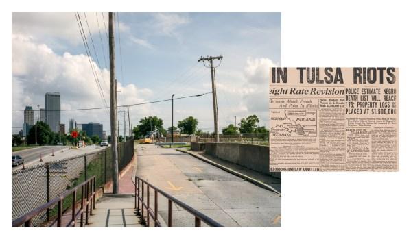 Tulsa, OK May 31-June 1, 1921. The Arizona Republic, Phoenix, AZ. June 2, 1921