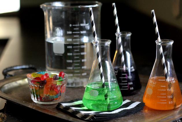 Halloween Drinks For Kids Kiddie Cocktail Bar