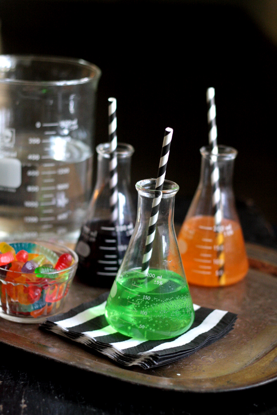 Halloween Drinks For Kids Kiddie Cocktail Bar