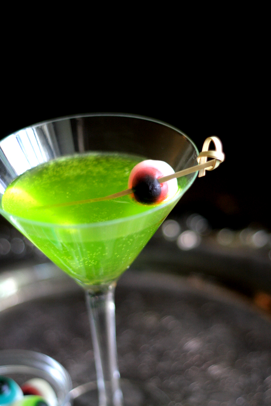 Melon Monster Martini Recipe