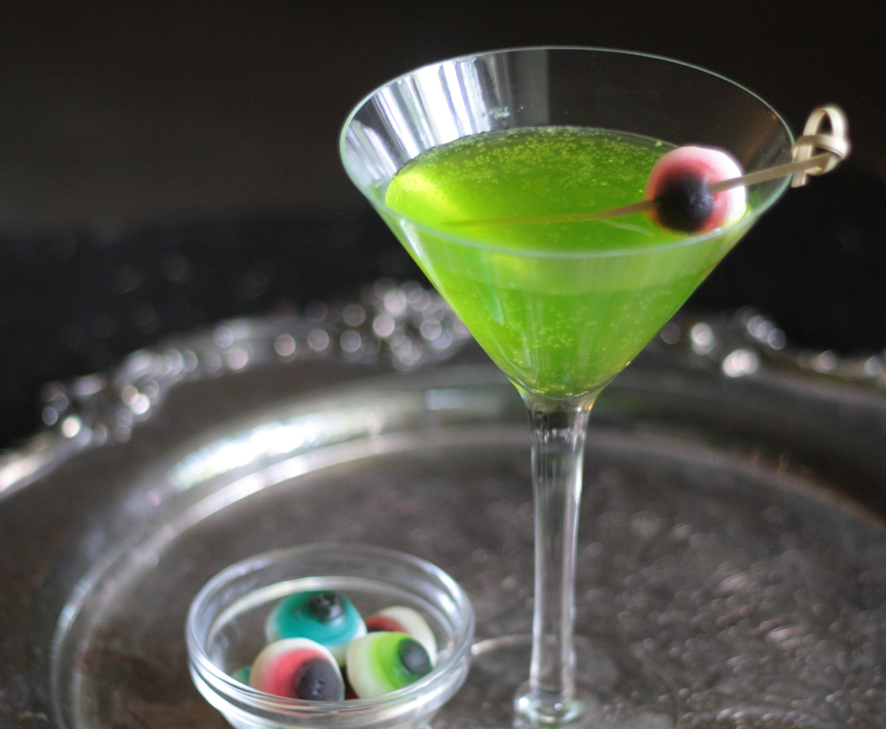 Monster Melon Martini Recipe