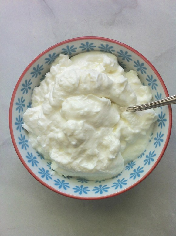 Homemade Greek Yogurt Recipe