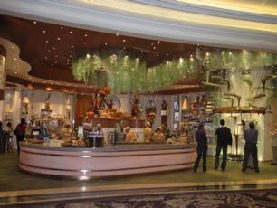 Chocolate Shop in Bellagio Hotel