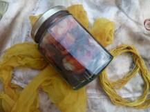 jar of eucalyptus