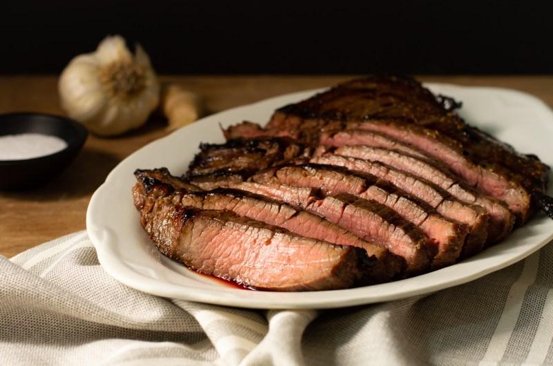 AIP Marinated Flank Steak