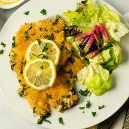 Chicken Schnitzel (AIP/Paleo)