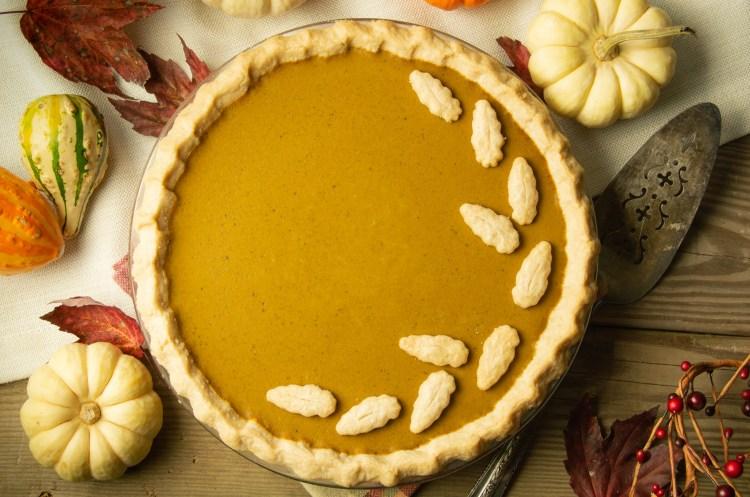 Pumpkin Pie (AIP/Paleo)