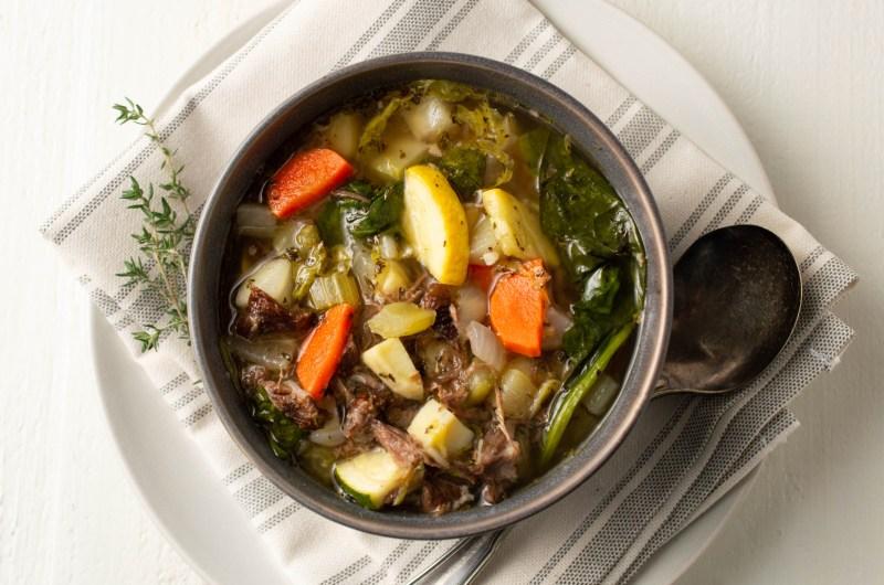 10-Vegetable Soup (AIP/Paleo)
