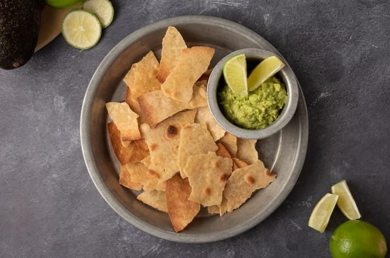 Corn-free Tortilla Chips