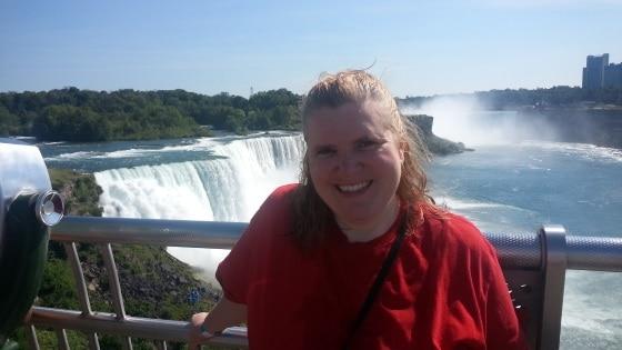 wendi horshoe Niagara Falls