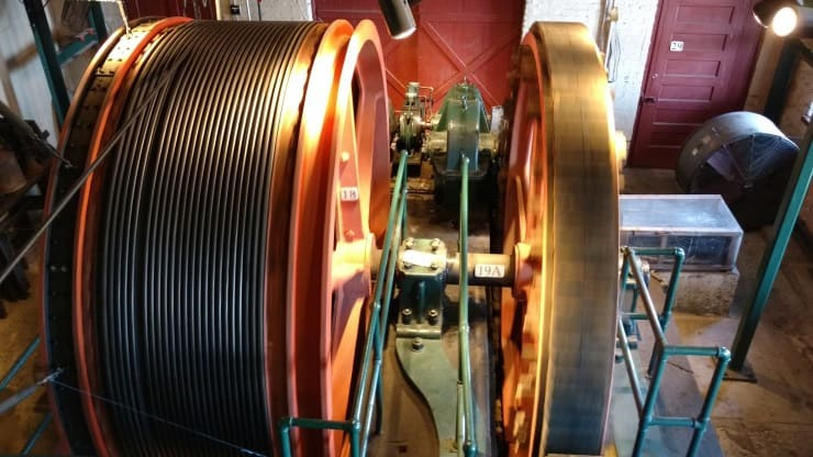 incline cable