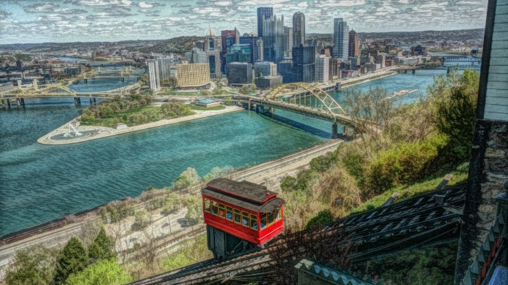 The Ups and Down of the Duquesne Incline