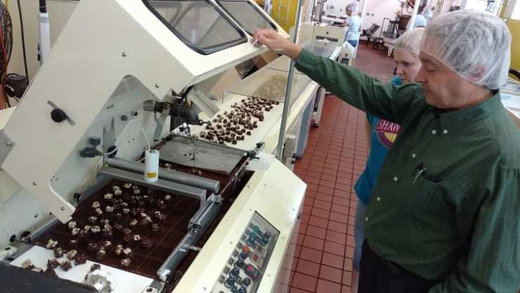 Spending Time with Boardman, Ohio's Own Willy Wonka