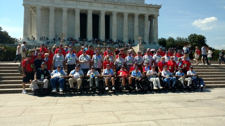 Seeing Washington, D.C., Through the Eyes of Veterans