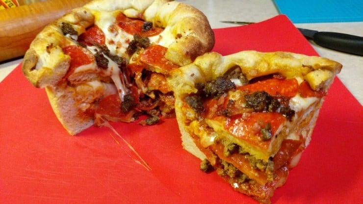 It's a Pizza. It's a Cake. No, It's a Pizza Cake!