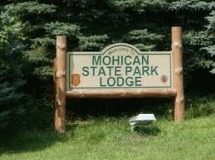 Mohican State Park Lodge — A Place to Linger