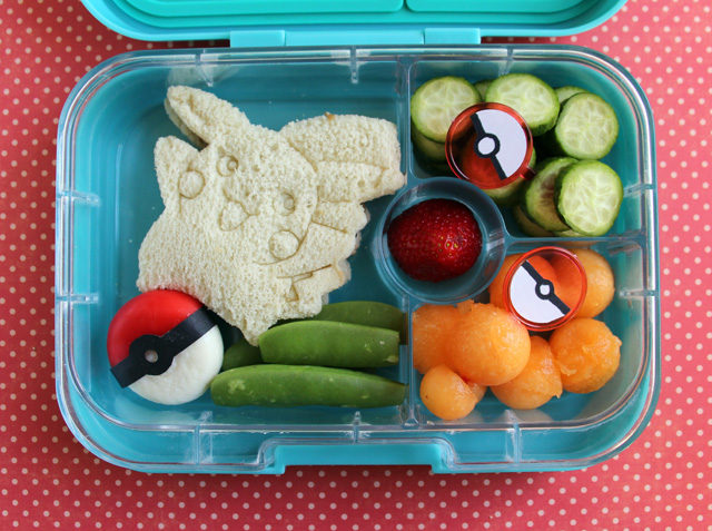 A Pokemon Bento Box Wendolonia