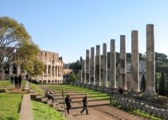 RomanForum-PalatinoHill06
