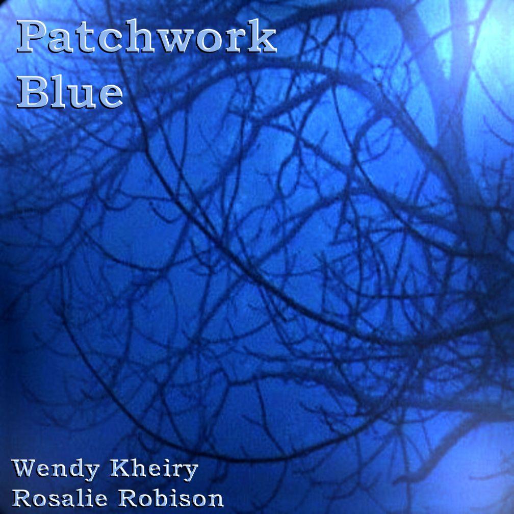 Patchwork-Blue